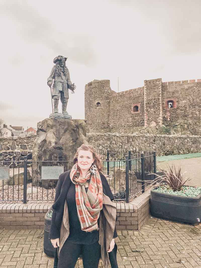 A Solo Woman Traveling 3 days in Belfast i