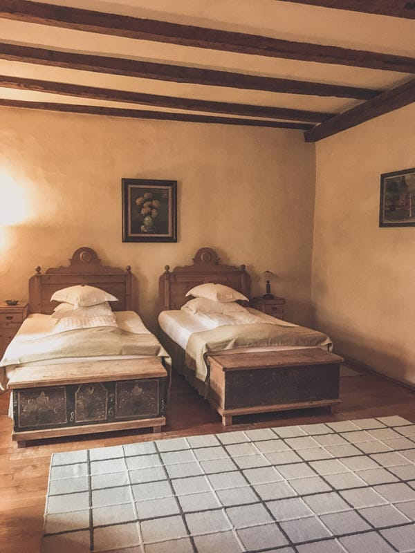Best Accommodations in Sighisoara